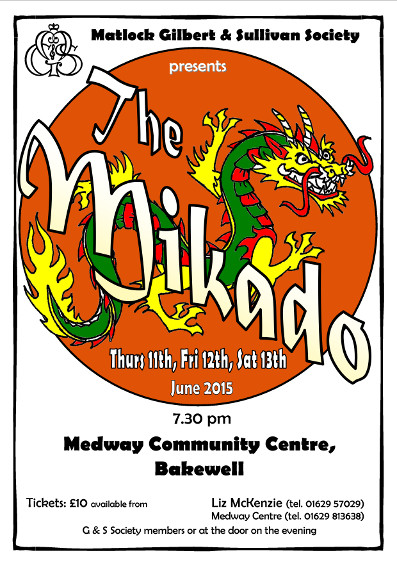 The Mikado 2015